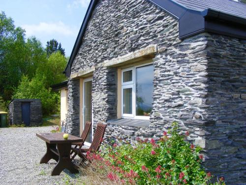 Bedrock House Stone Front